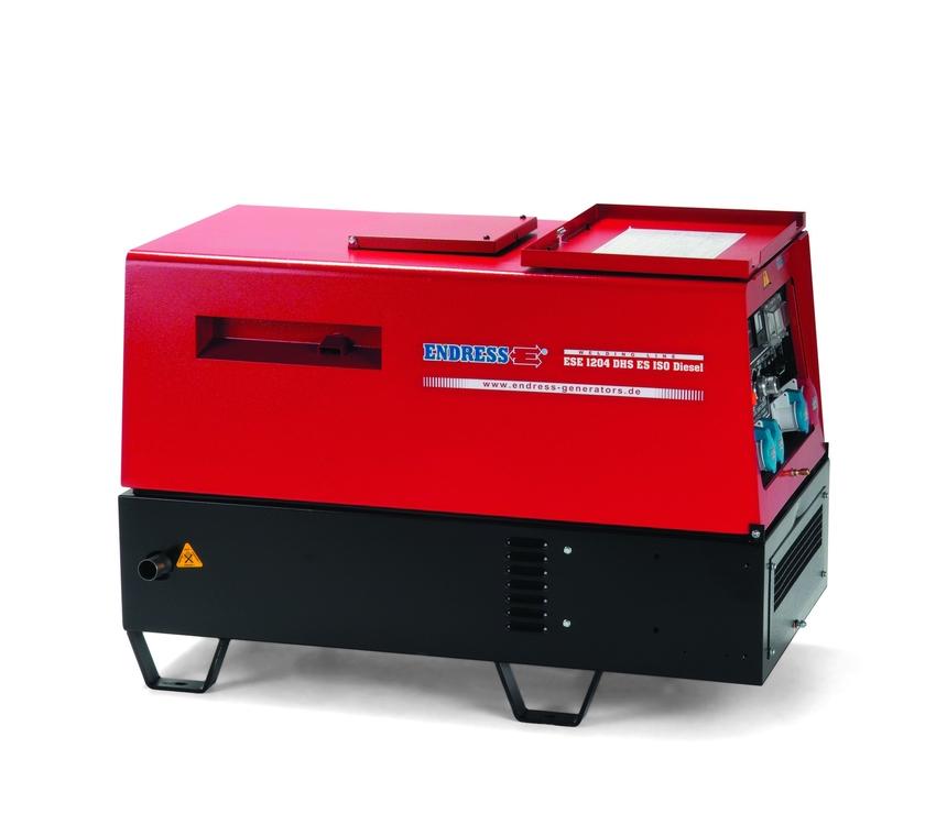 Stromerzeuger ESE 1204 DHS GT ES ISO Endress