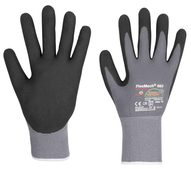 Flexmech Handschuhe Arbeitsschutz