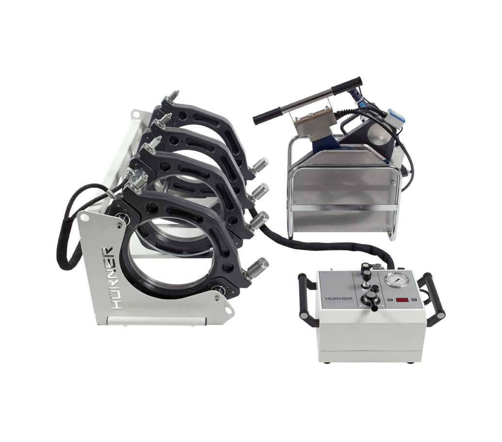 Stumpfschweißanlage Hürner Manual Hydraulik