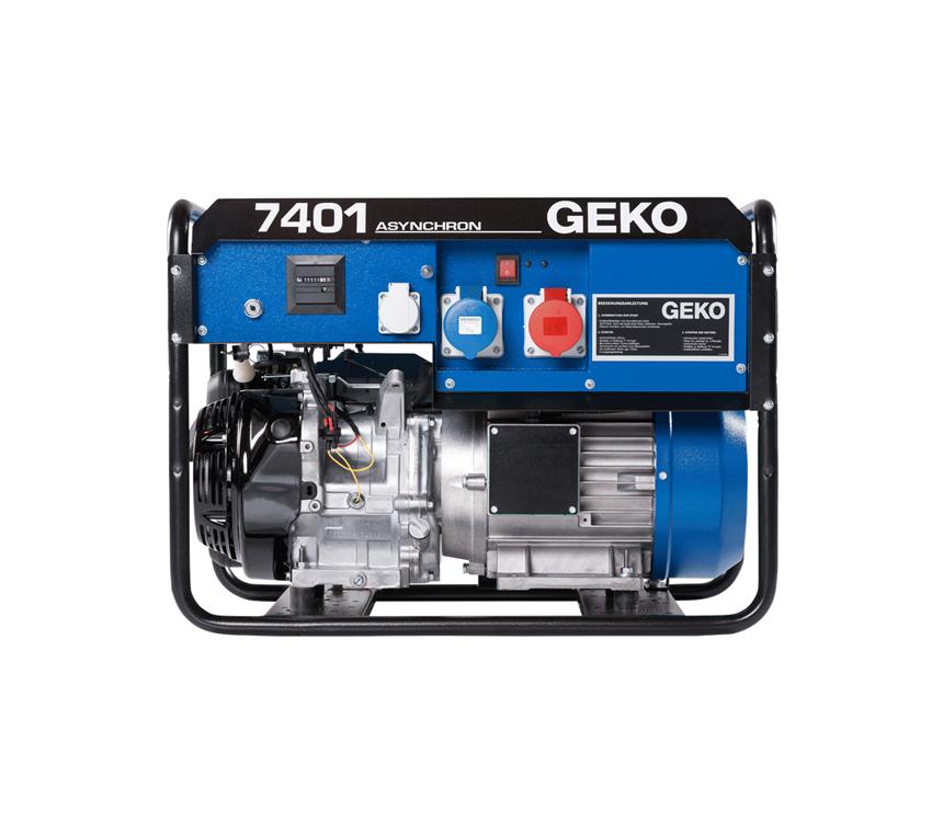 GEKO 7401 Stromerzeuger Mietgerät