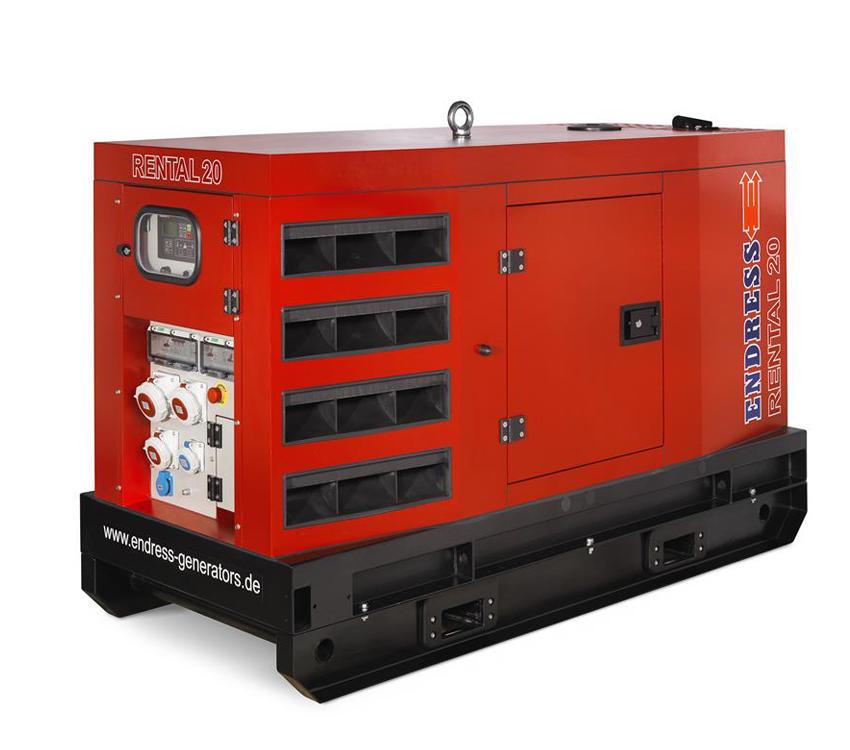 Stromerzeuger ESE 20 YW RS