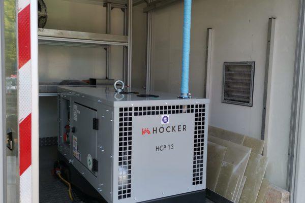 Stromerzeuger HCP13